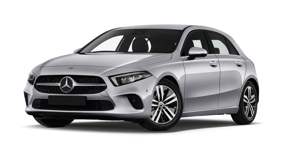 Mercedes A-klasse (nieuwe type)